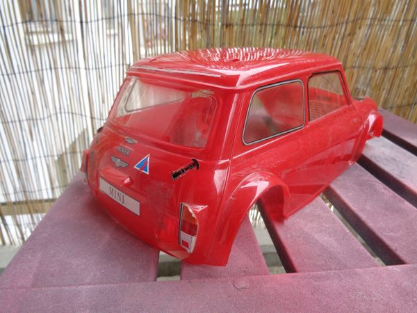 Tamiya M03 - Austin Mini Cooper DSC01007_1