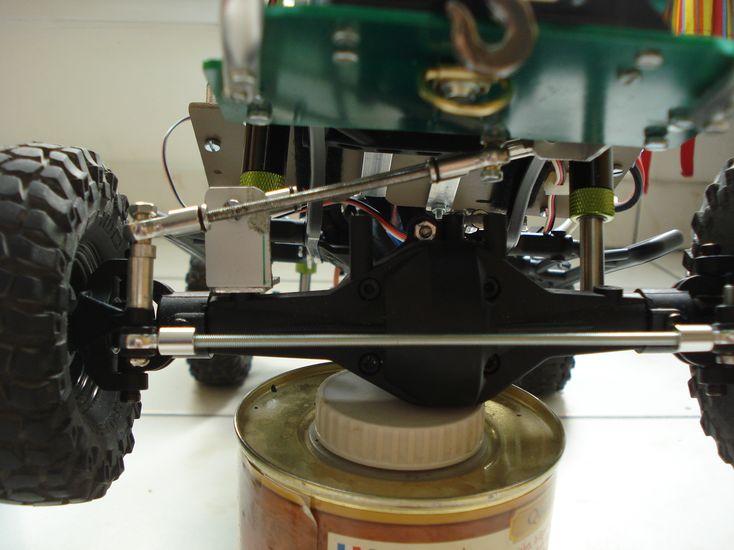 SCX10 Axial - Projet Ford F100 1966. DSC04181