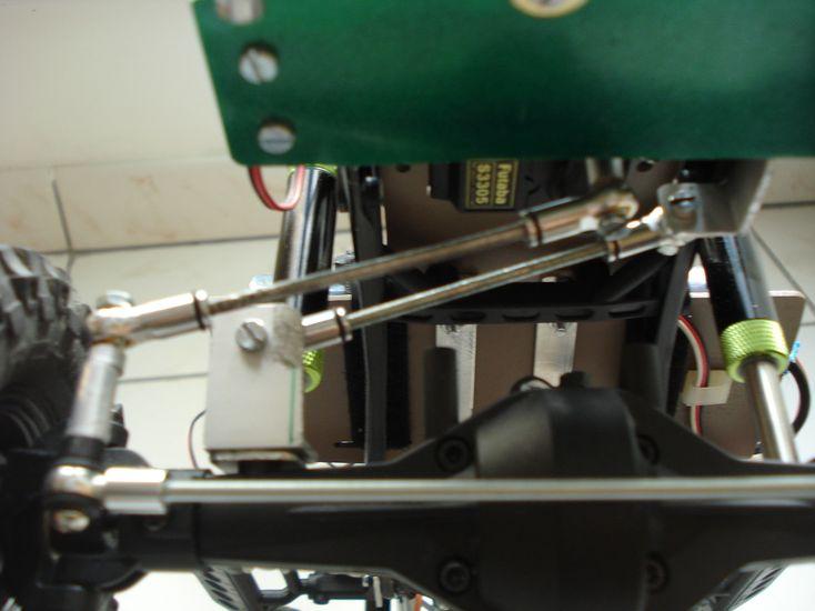 SCX10 Axial - Projet Ford F100 1966. DSC04182