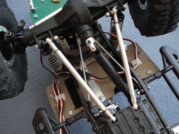 SCX10 Axial - Projet Ford F100 1966. DSC04417