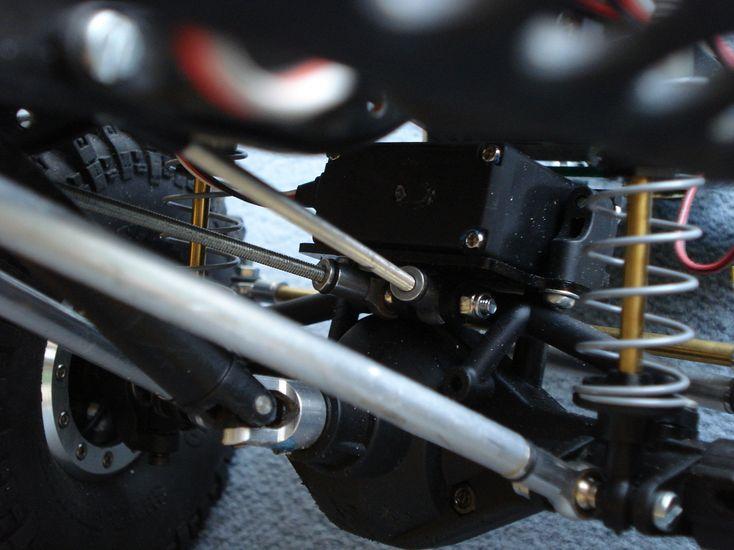SCX10 Axial - Projet Ford F100 1966. DSC04418