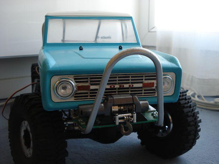 SCX10 Axial - Projet Ford F100 1966. DSC04426
